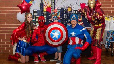 avengers-superhero-party-encore-kids-parties