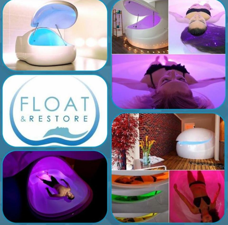 Float and Restore Collage