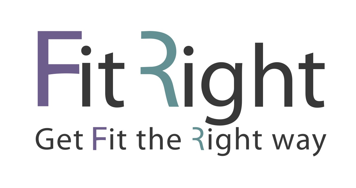 fit right logo high quality JPEG