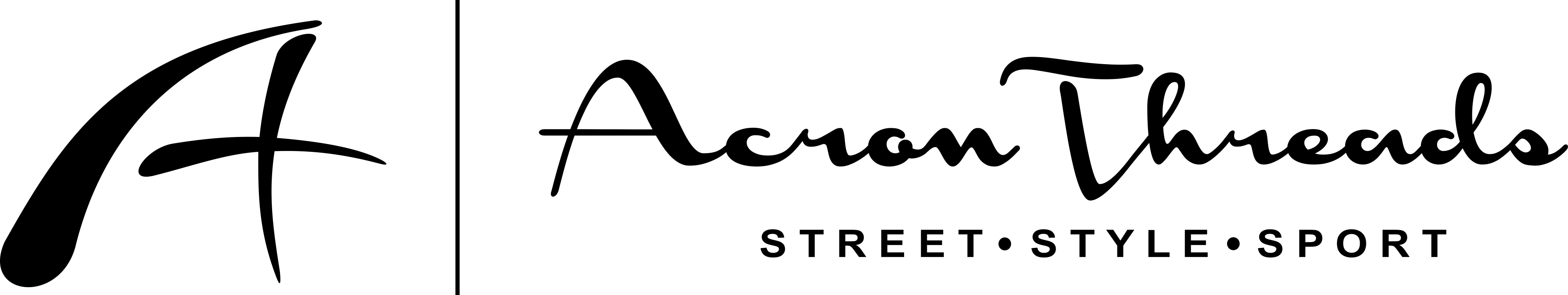 Transparent Logo ACRON THREADS