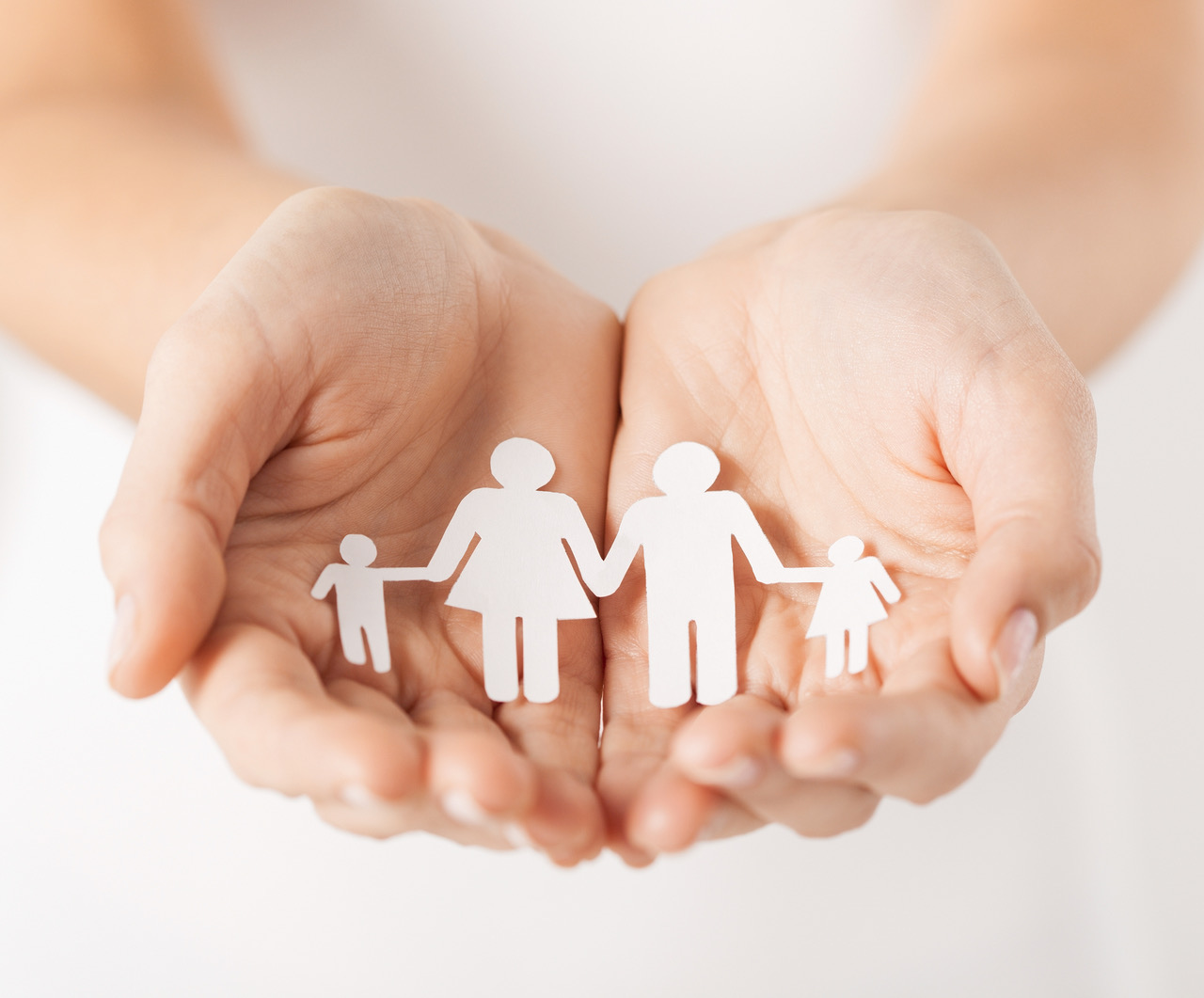 family in hands_138379763