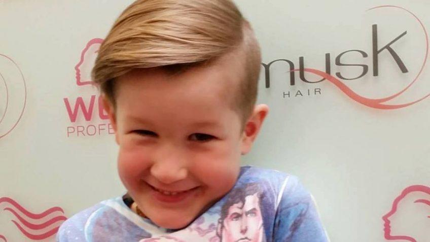 Musk Hair 15 Kids Haircut Parent Parcel Thousands In Savings
