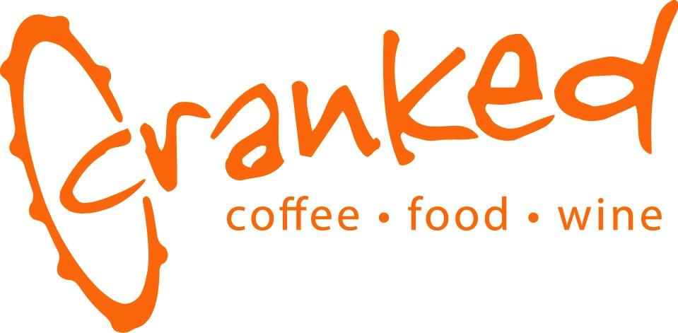 cranked logo