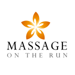 Massage on the Run square logo