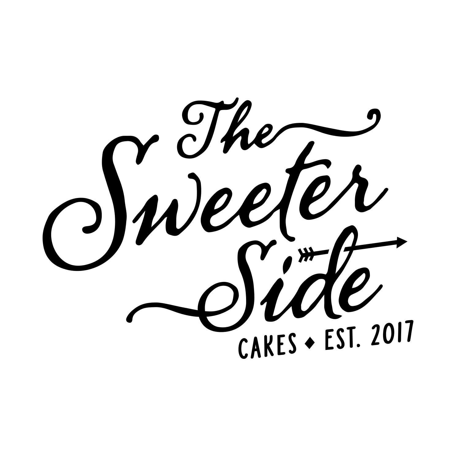 The Sweeter Side - MASTER LOGO