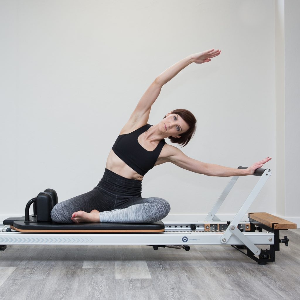 10 Moves On The Pilates Chair: 20% Off Every 10 Class Pack And A