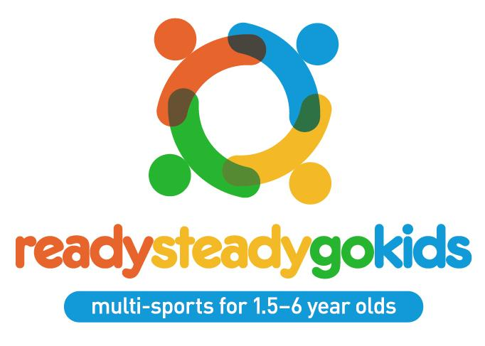 Ready Steady Go Kids logo - 1.5-6yo
